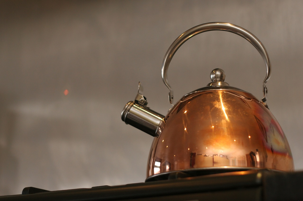 Wasserkocher oder Teekessel?