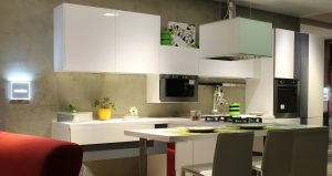 LED-Lampen in der Küche