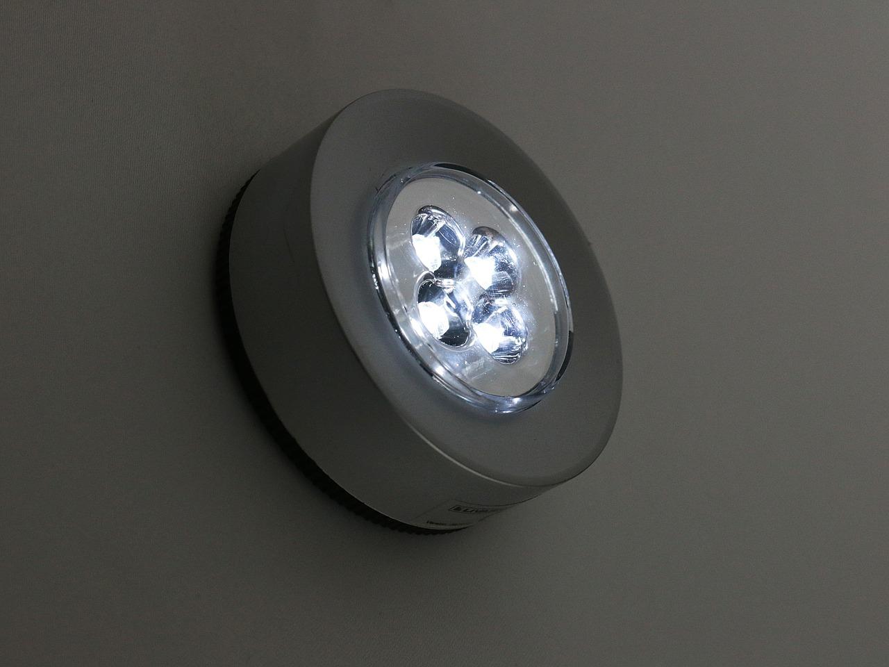 Mit LED-Leuchten Energie sparen