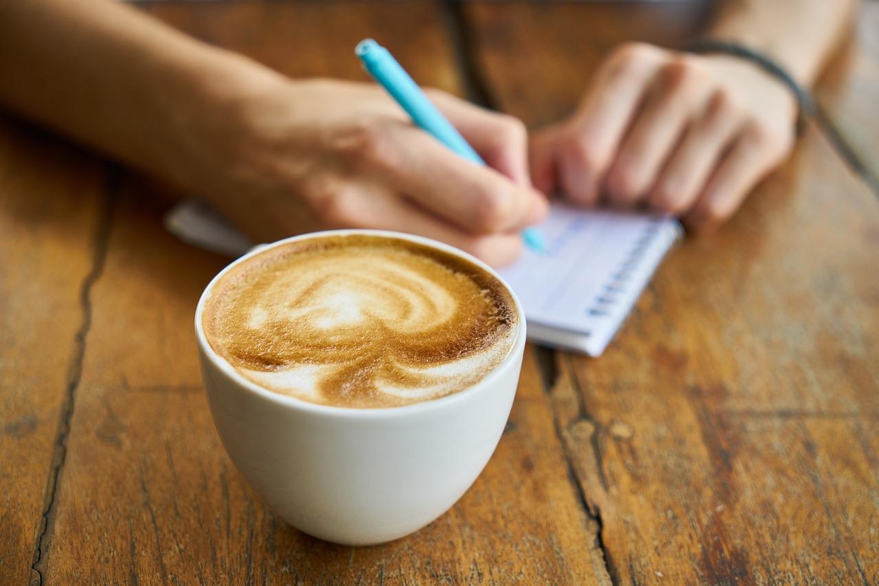 Genuss erleben mit einem Milchkaffee